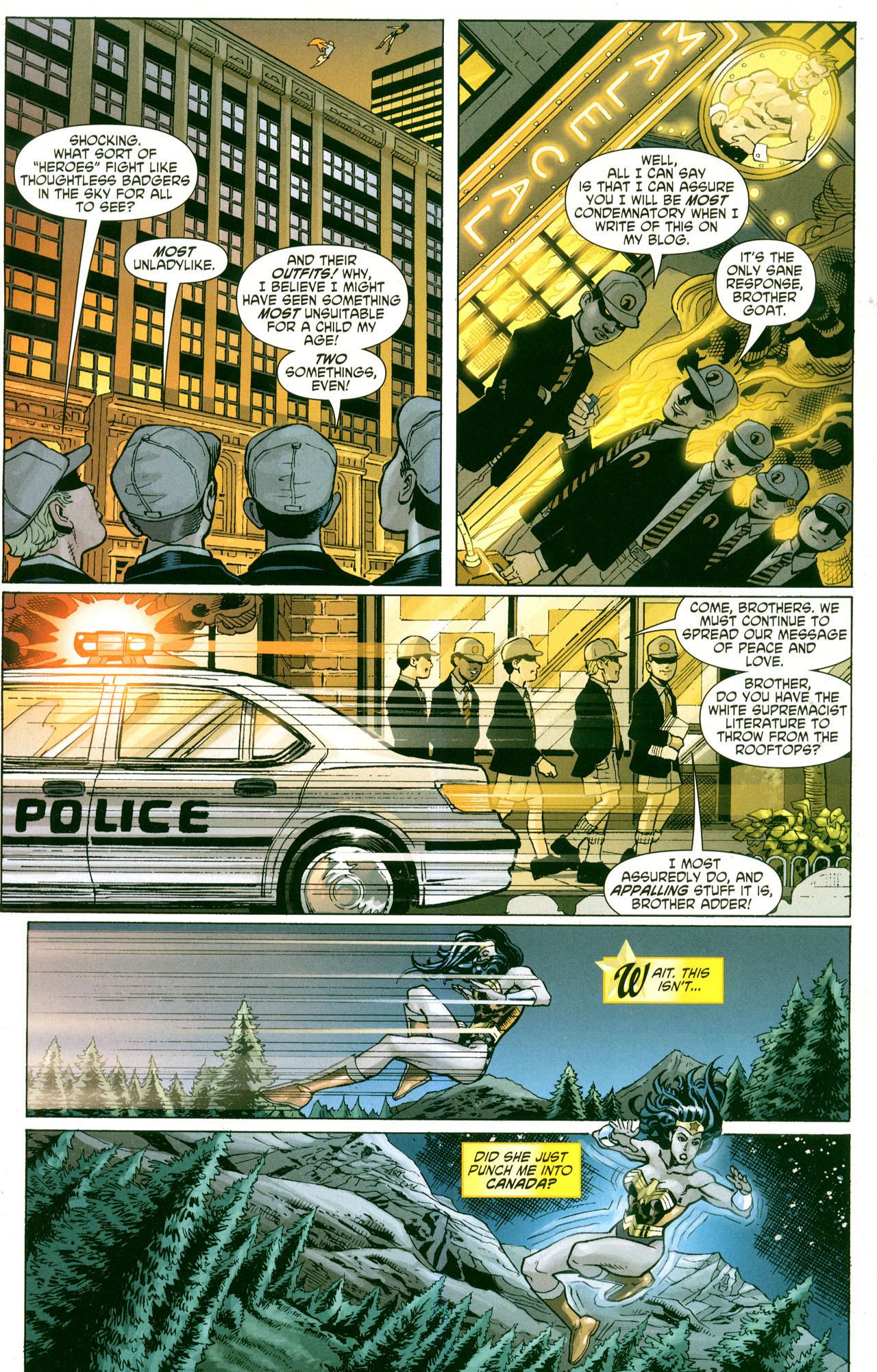 Read online Wonder Woman (2006) comic -  Issue #41 - 8