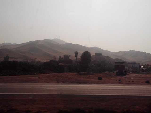 De Lima a Paracas