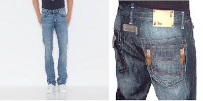 Düşük bel pantolon
