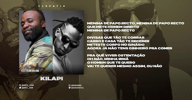 Preto Show  Biura - Kilapi (feat. Filho do Zua)