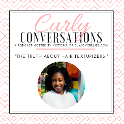 How texturizers and texlax impact curly hair - ClassyCurlies