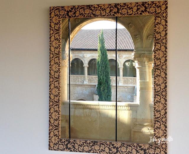 Reflejos del Monasterio de Valbuena
