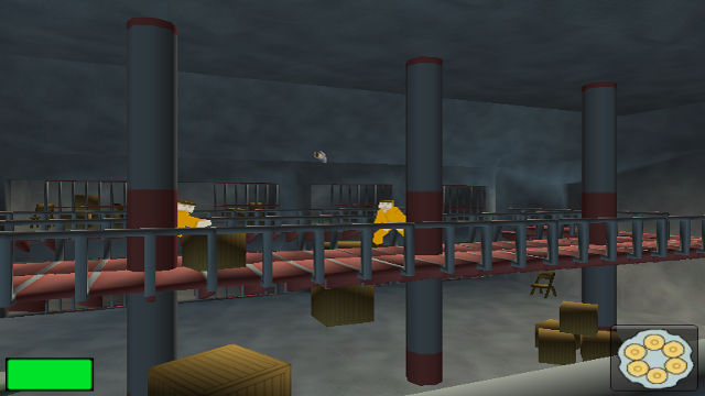 Prison Break - Image du Jeu