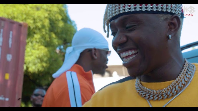 VIDEO |  Rayvanny Ft Diamond Platnumz - Tetema (Behind The Scene Part 3)