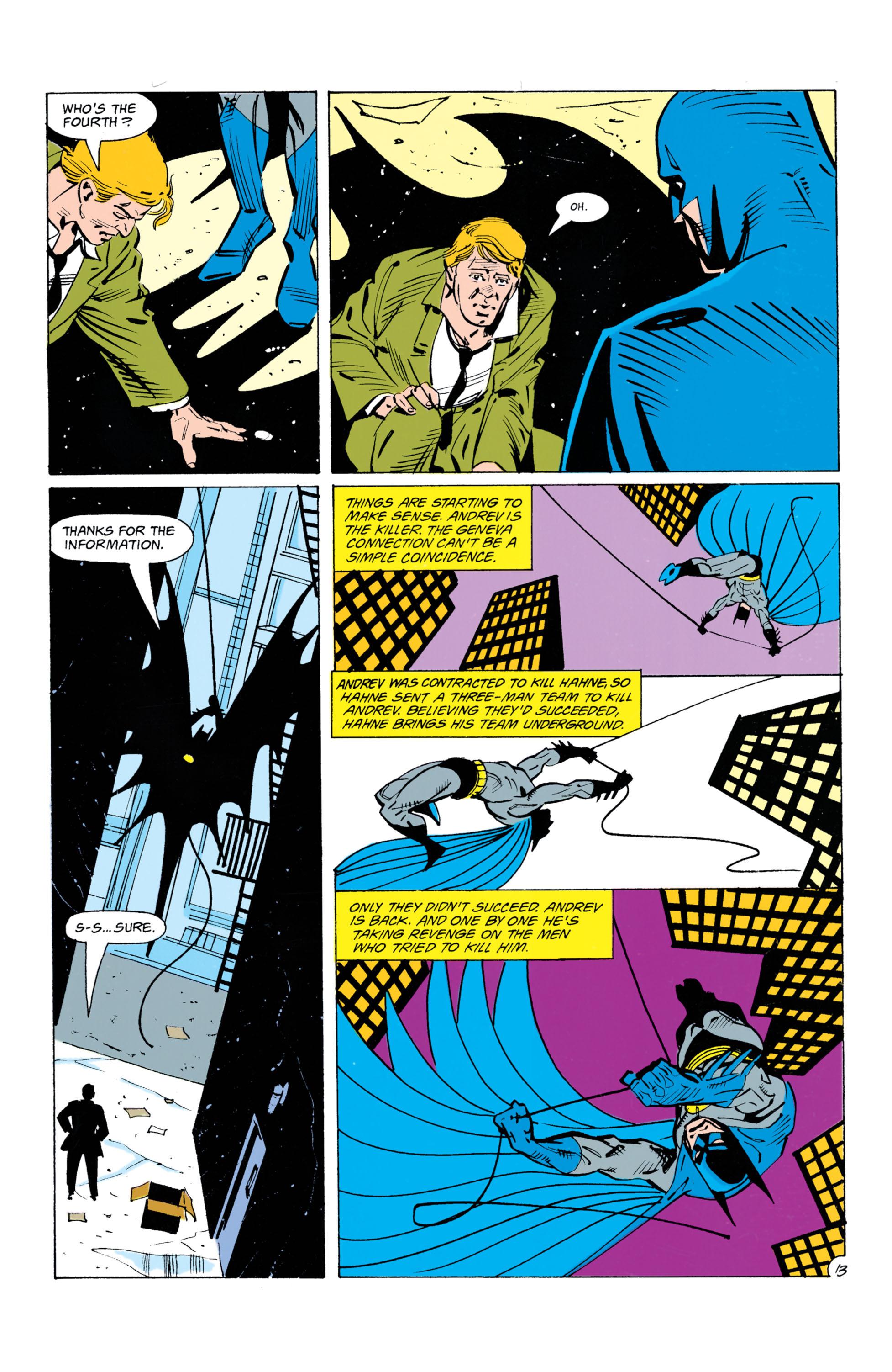 Detective Comics (1937) 634 Page 13