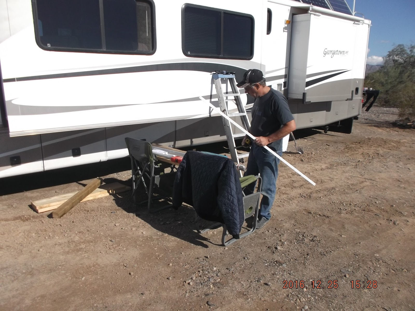 The One Income Dollar: Review: Dometic RV Window Awnings