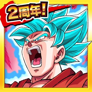 DRAGON BALL Z DOKKAN BATTLE (Japanese) - VER. 4.11.1 (ドラゴンボールZ ドッカンバトル) (God Mode - High Attack) MOD APK