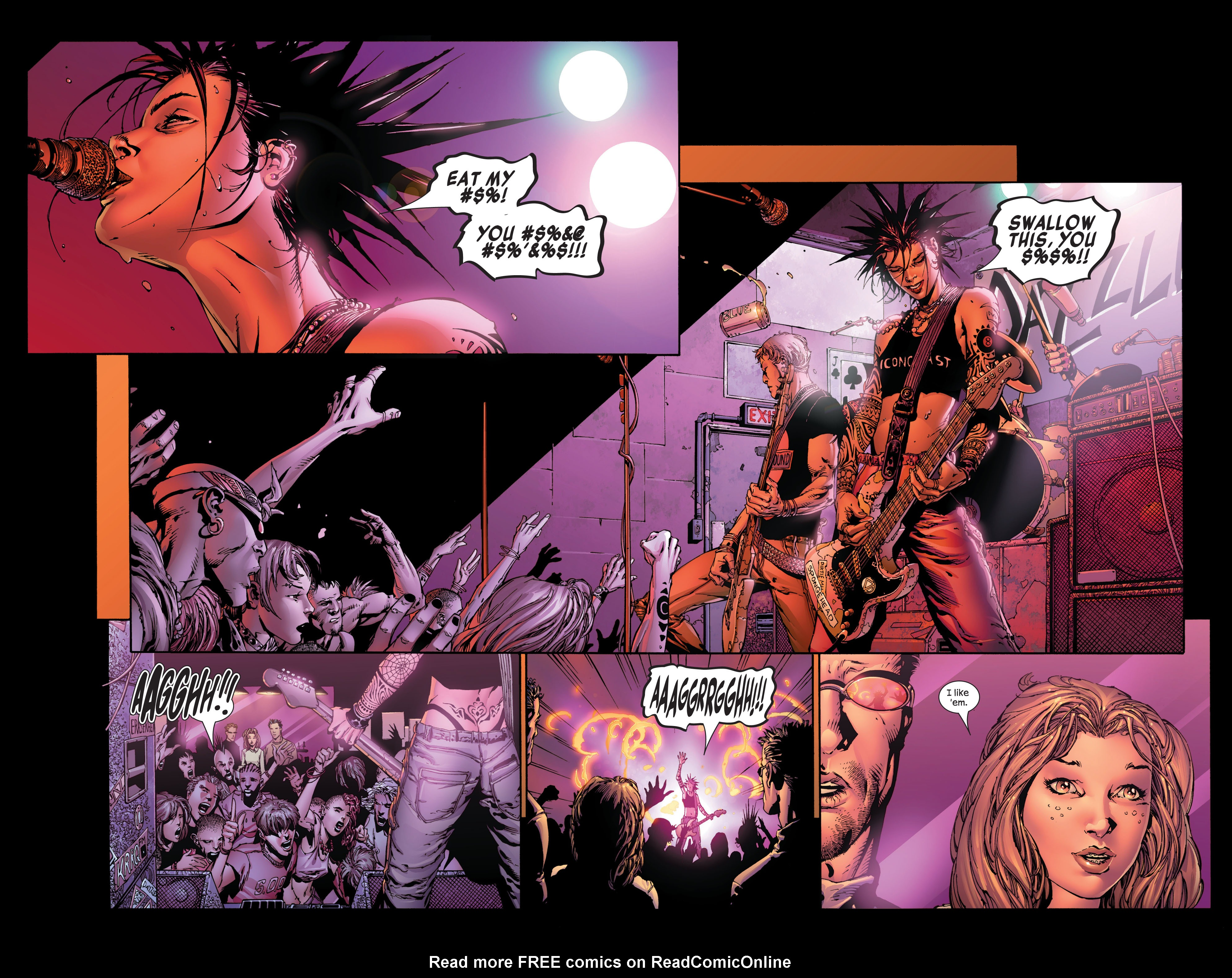 Read online Ultimate X-Men comic -  Issue #42 - 8