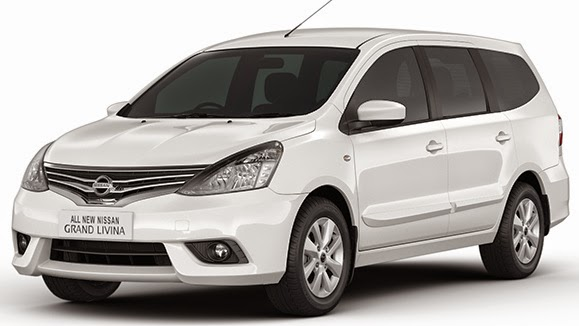 All New Nissan Grand Livina