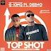 F! MUSIC: G-King ft. Dino Miz - Top Shot (@GKing20172556) | @FoshoENT_Radio