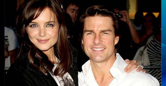 15 fãs que se casaram com seus ídolos - Katie Holmes e Tom Cruise