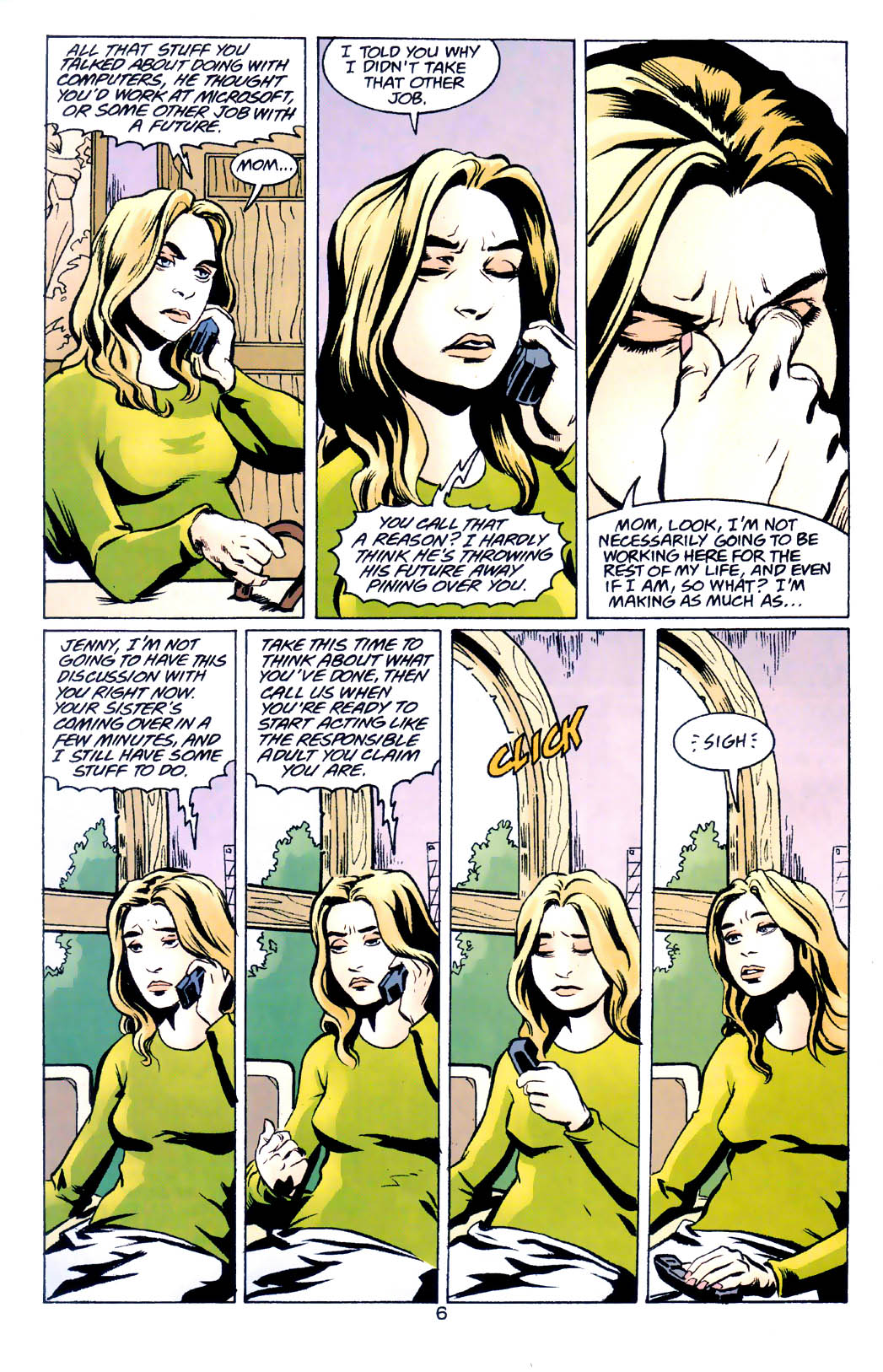 Read online Midnight, Mass comic -  Issue #7 - 7