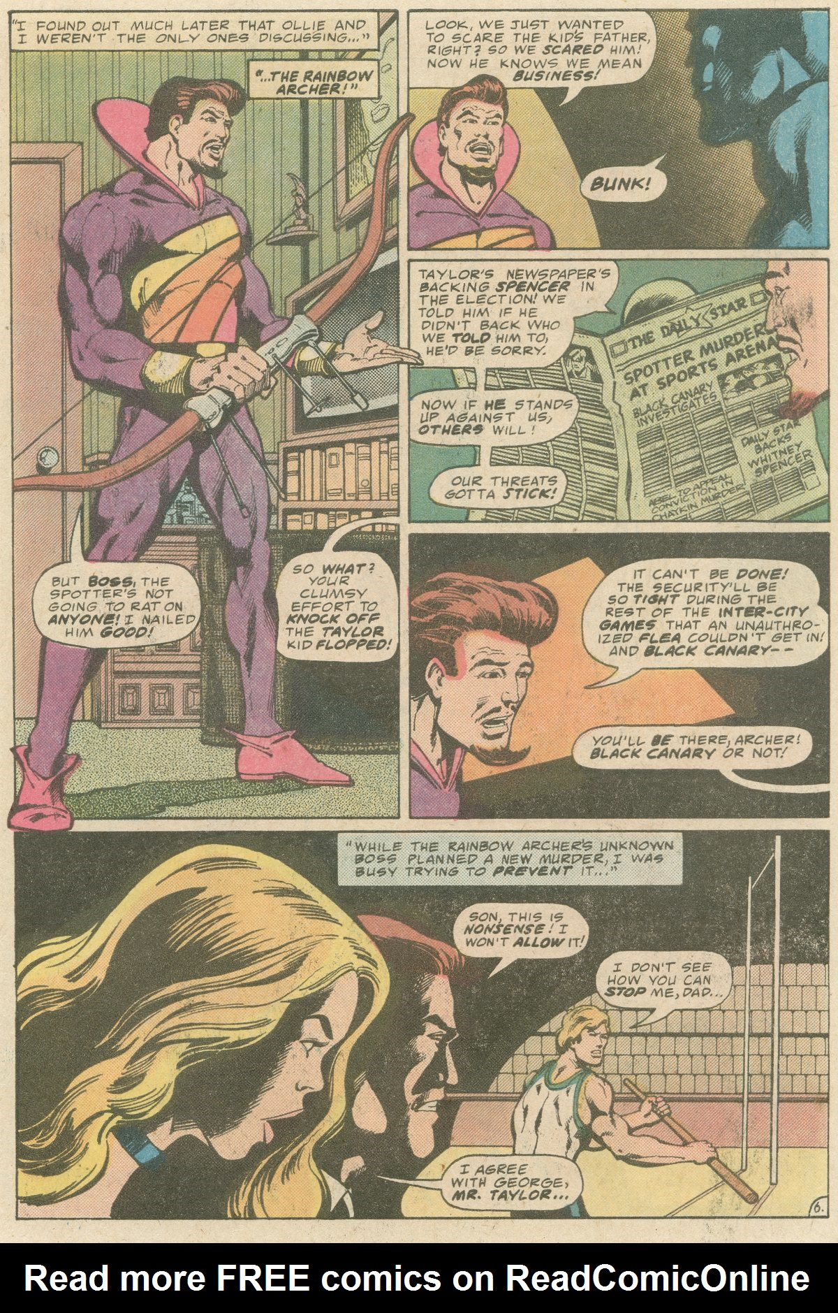 Read online World's Finest Comics comic -  Issue #244 - 35