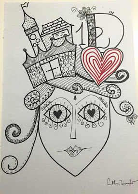cuadros decorativos, lolamento, lola mento, ilustraciones lola mento, ilustraciones originales, cuadros originales, cuadros femeninos, ilustraciones femeninas