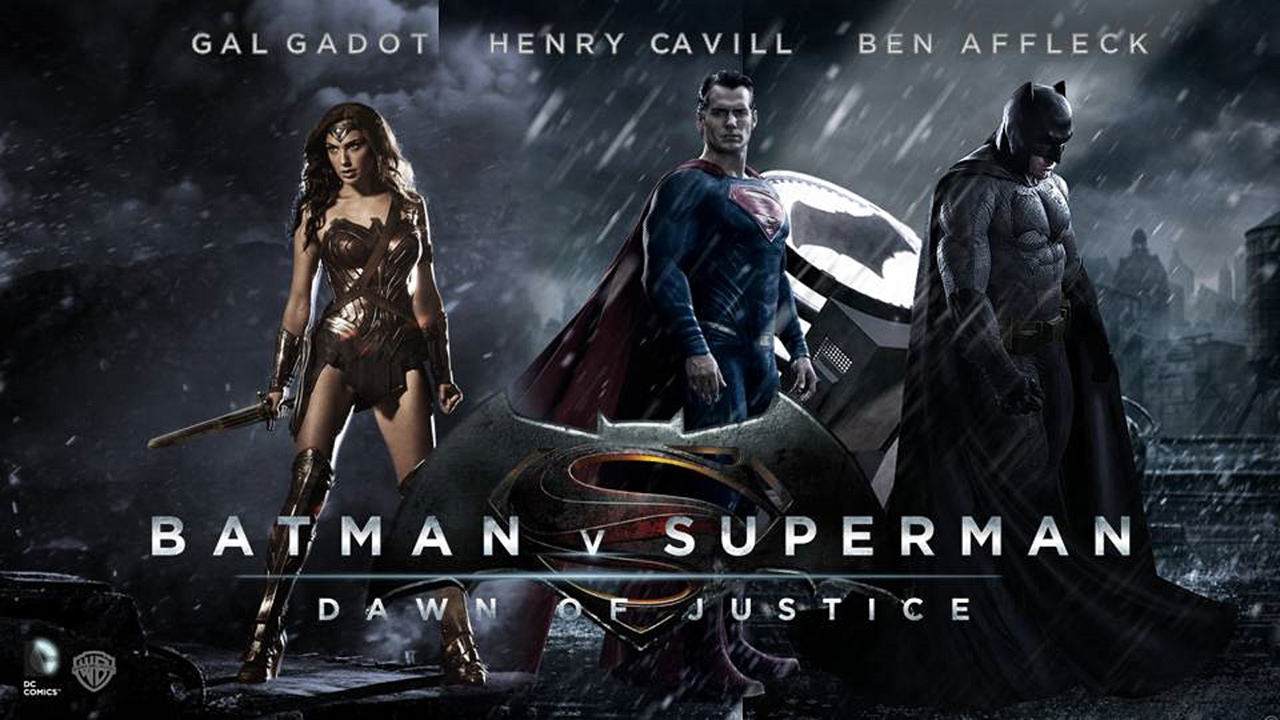 Batman vs Superman: El Amanecer de la Justicia (2016)