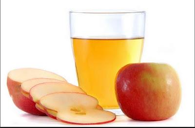 obat bau ketiak alami cuka apel