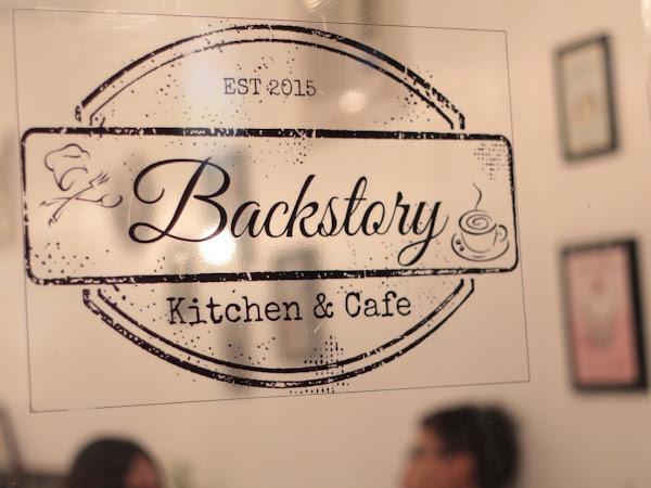 BACKSTORY KITCHEN AND CAFE