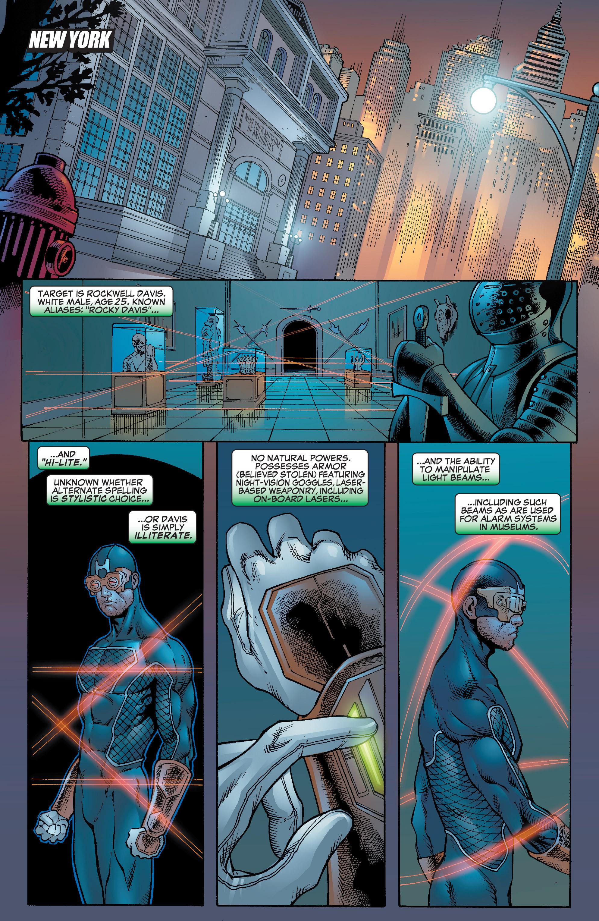 Read online She-Hulk (2005) comic -  Issue #22 - 3