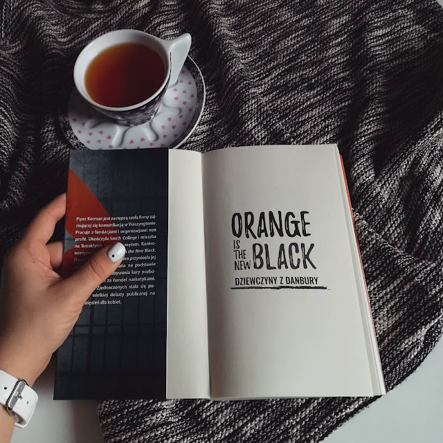 """Orange is the New Black. Dziewczyny z Danbury"" Piper Kerman"