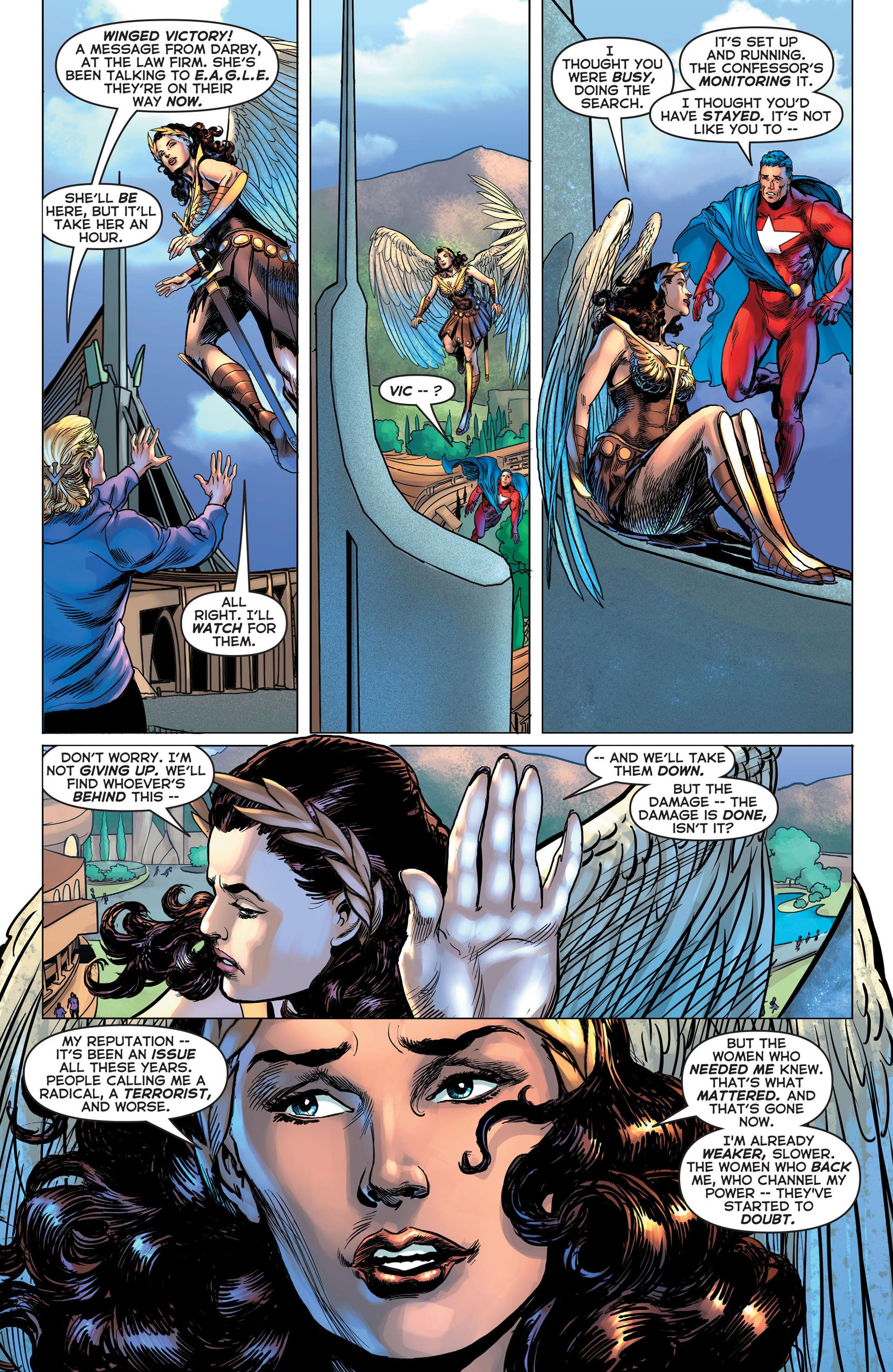 Read online Astro City comic -  Issue #8 - 17