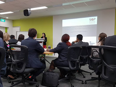 Lurah Rancanumpang Ikuti Kursus Anti-Korupsi di Singapura