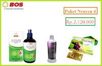 Paket Neuven + Alfalfa + Zoexury Mixed Fruit