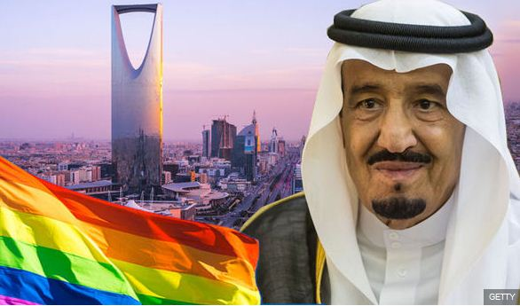 Gay dating saudi arabia