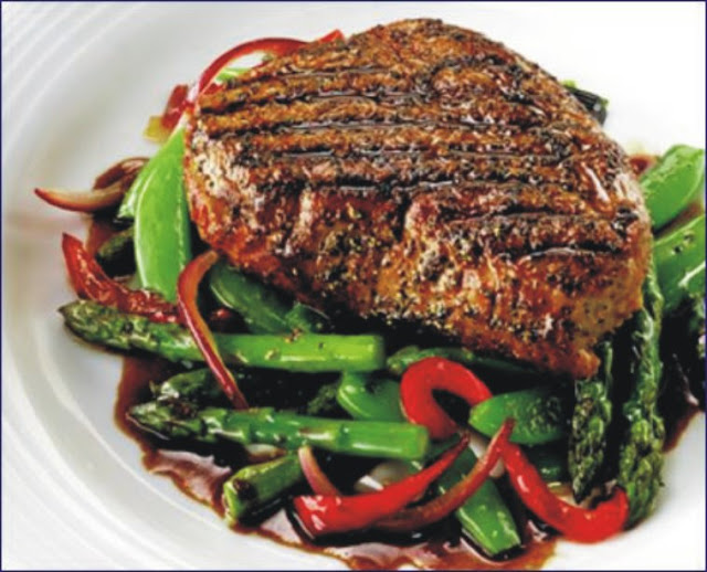Vegetable Steaks recipes