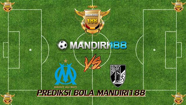 AGEN BOLA - Prediksi Marseille vs Vitoria Guimaraes 20 Oktober 2017