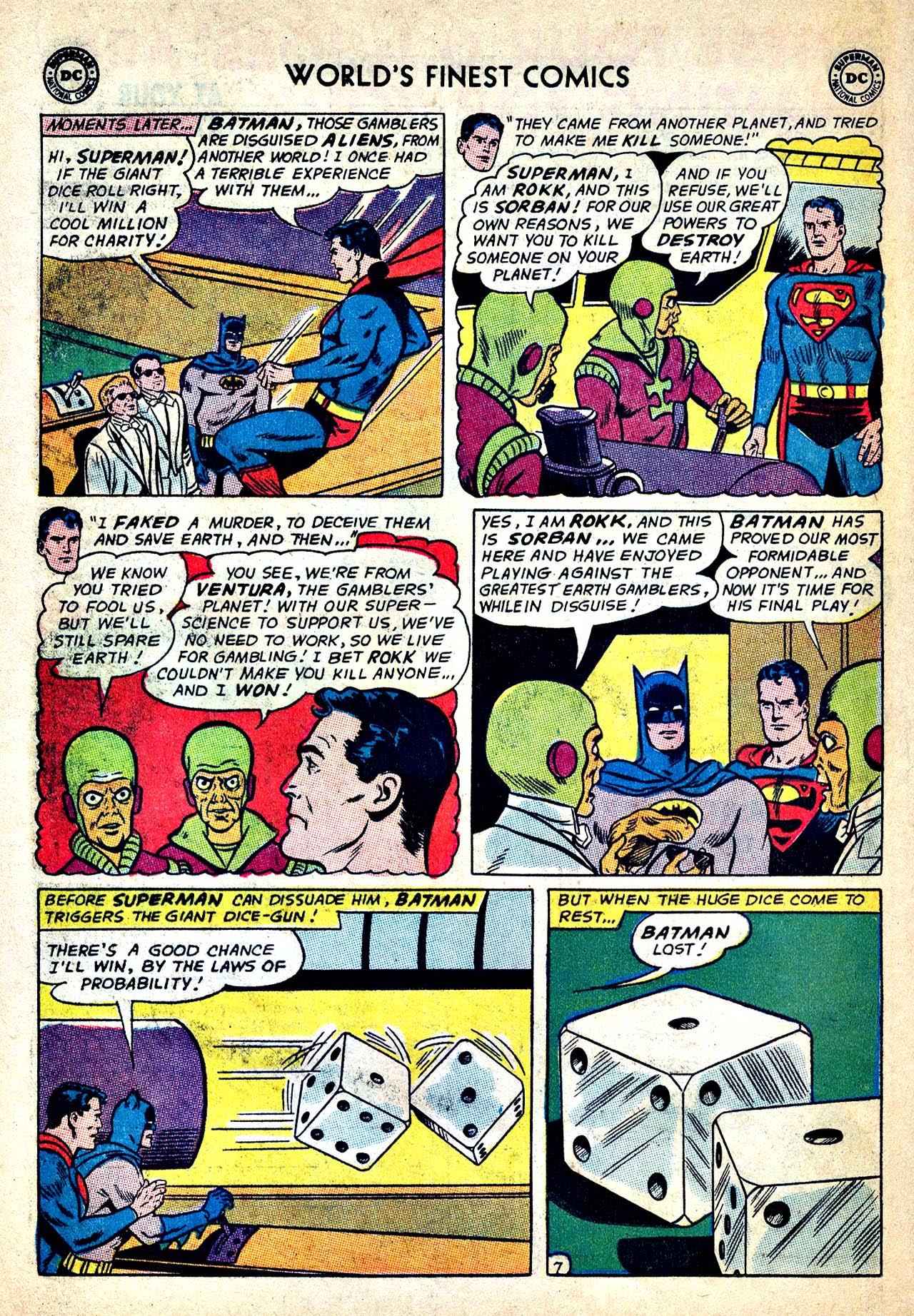Read online World's Finest Comics comic -  Issue #150 - 10
