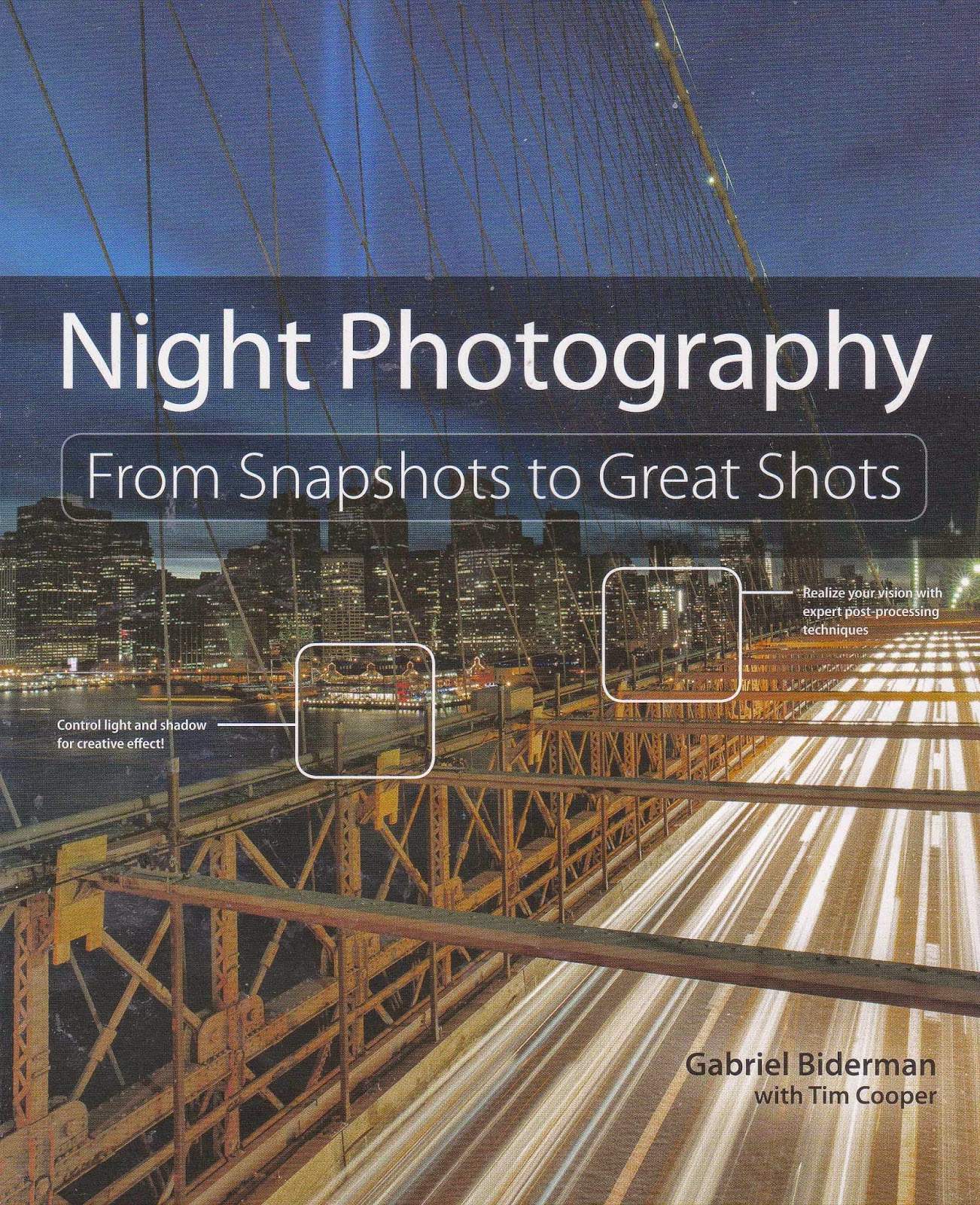 "Photography Book Recommendation: Night Photography ""From Snapshots to Great Shots"""