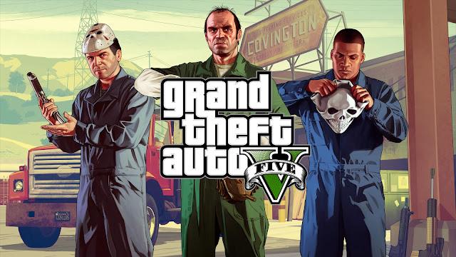 تحميل لعبة Gta V للكمبيوتر لعبة جاتا 5 حرامي السيارات برابط مباشر