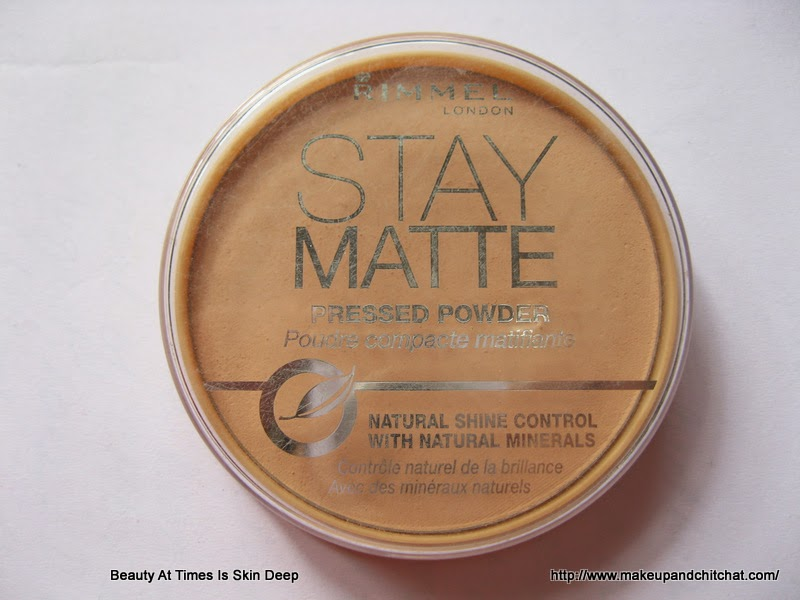 Photo of Rimmel Stay Matte Compact