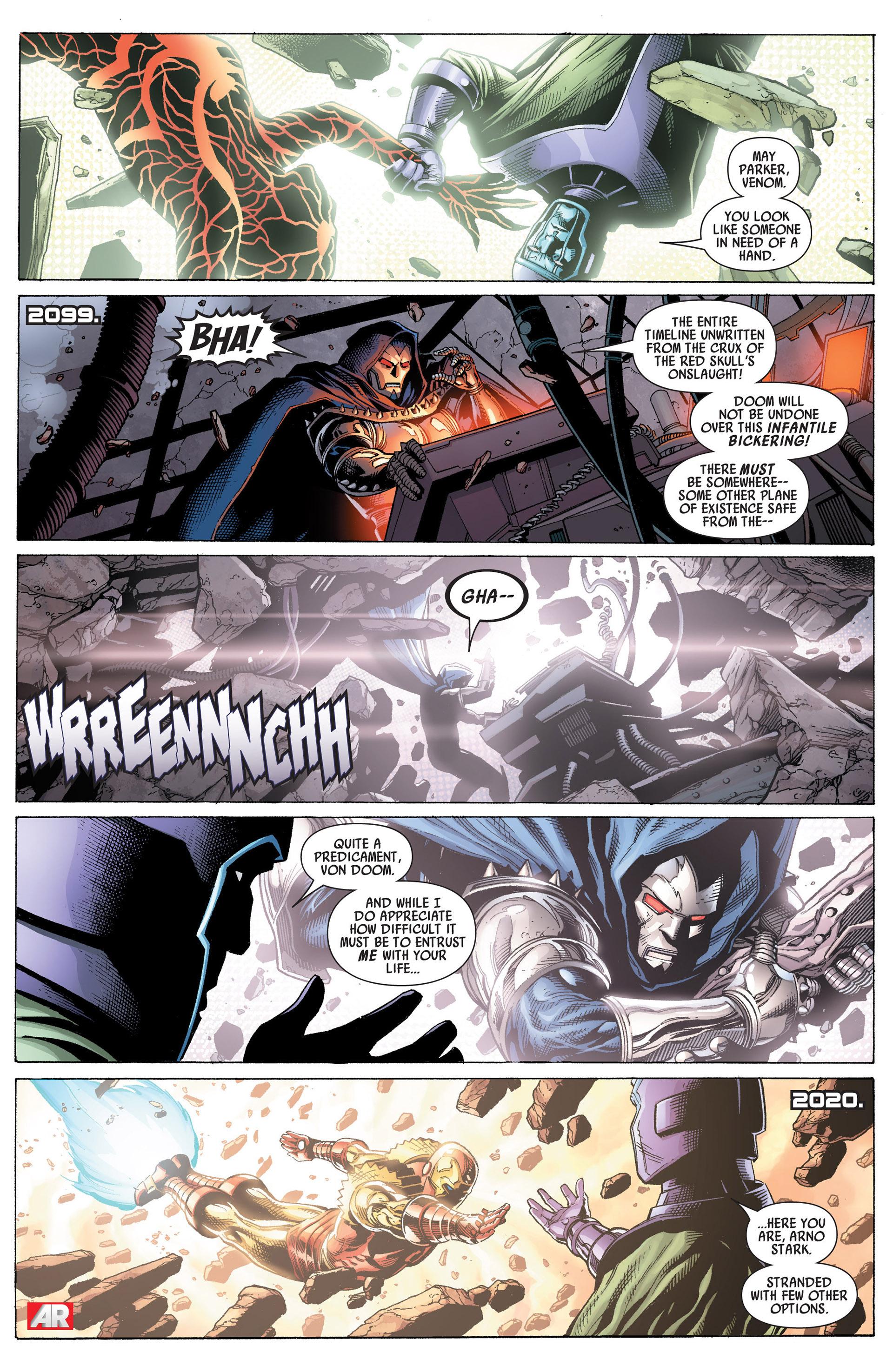 Read online Uncanny Avengers (2012) comic -  Issue #14 - 5