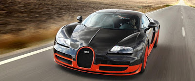 Bugatti Veyron Super Sports ONE OF EXPENSIVE CAR