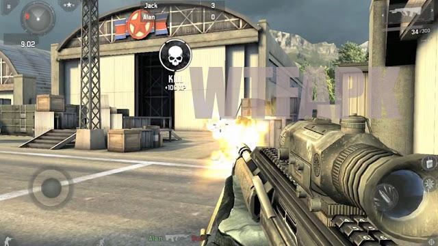 Modern Combat 3 Fallen Nation WTFAPK