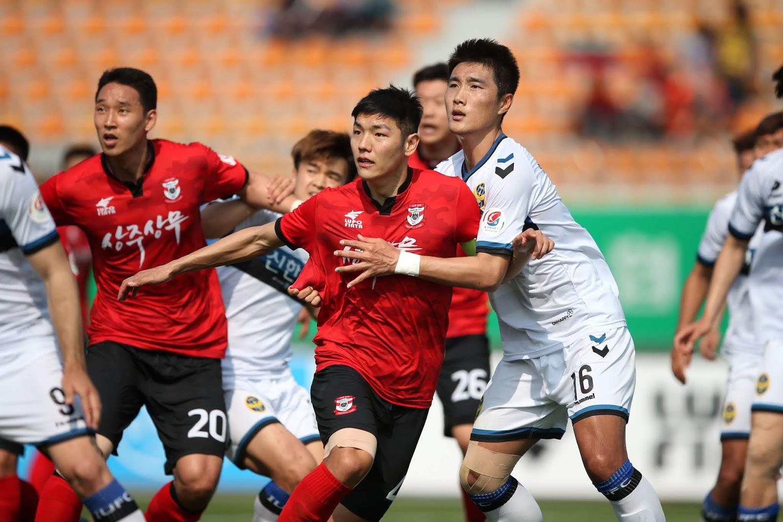 Preview: Sangju Sangmu vs Incheon United K League 1
