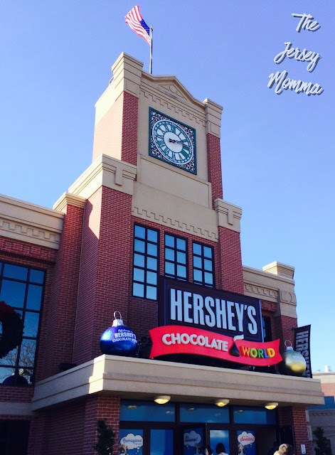 The Jersey Momma: A Review of Hershey Sweet Lights and ...
