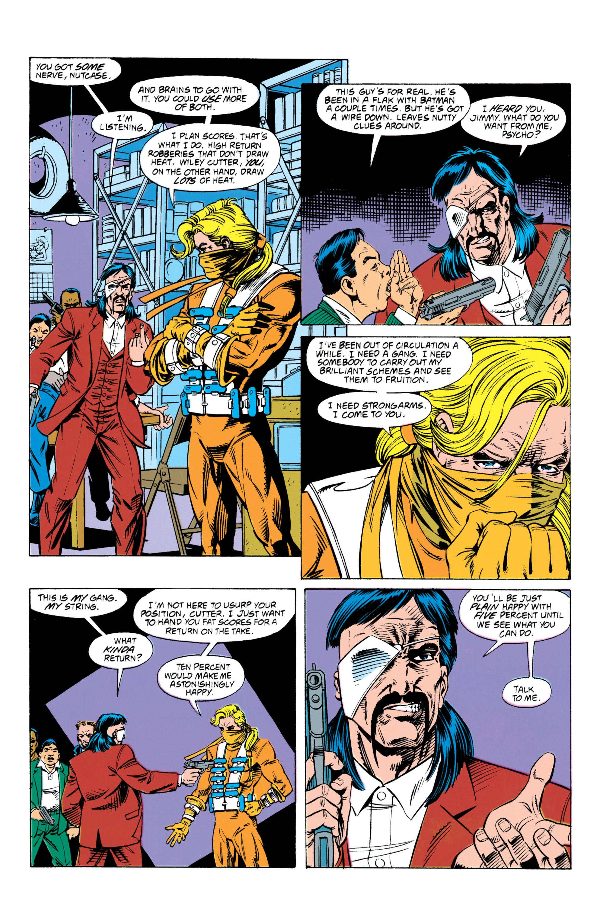Detective Comics (1937) 647 Page 3