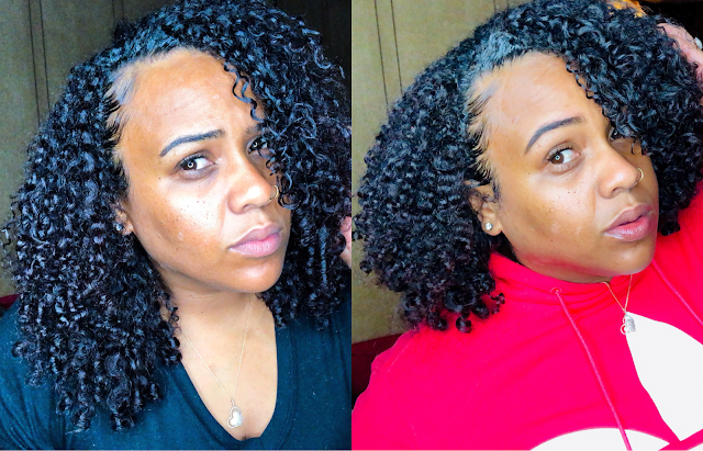 How a Custom Curly Cut Fixed My Natural Hair Damage