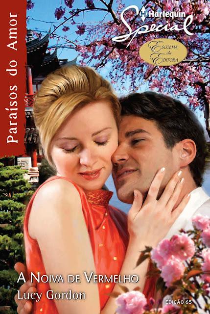 A Noiva de Vermelho Harlequin Special - ed.65 - Lucy Gordon