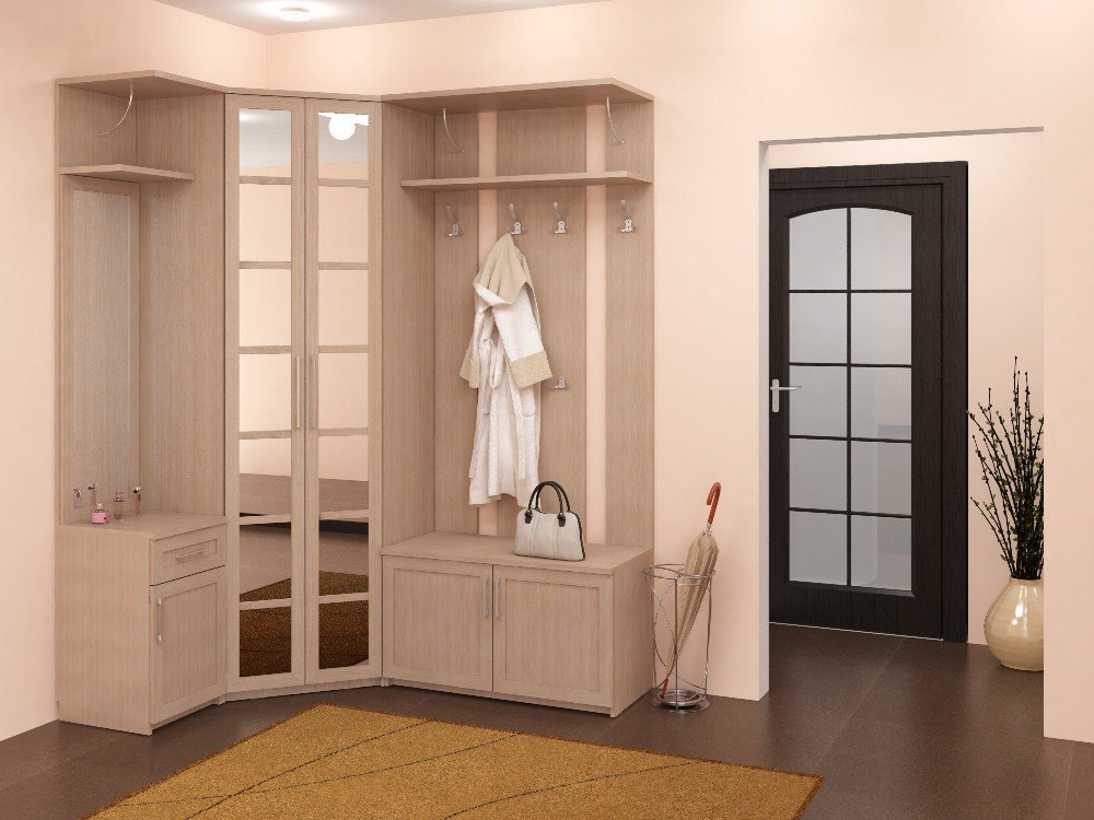 Modern%2BCorner%2BBeige%2BWardrobe%2Bfor%2BYour%2BCool%2BBedroom%2Bwww.decorunits%2B%25281%2529 15 Modern Corner Beige Wardrobe for Your Cool Bedroom Interior