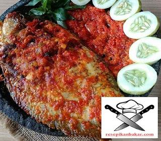Resep Ikan Bakar Padang Teflon Bumbu Kuning, resep ikan bakar padang, resep ikan bakar padang teflon,