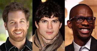 New Shark Tank Sharks Ashton Kutcher, Troy Carter and Chris Sacca