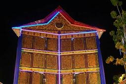 Museum Al Quran Raksasa, Gandus, Palembang