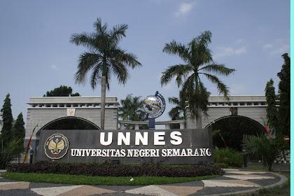 Informasi Pendaftaran Mahasiswa Baru (UNNES) 2020-2021