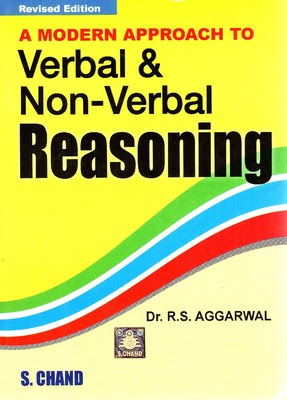 Free Download A Modern Approach to Verbal & Non-Verbal Reasoning by R S Agarwal PDF Download