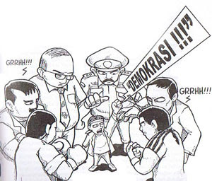 PERKEMBANGAN DEMOKRASI DI INDONESIA, Lengkap A - Z!