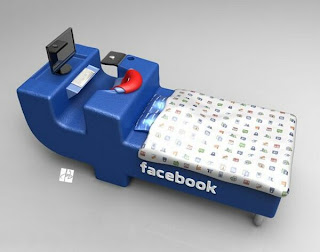 The Facebook bed - fbed