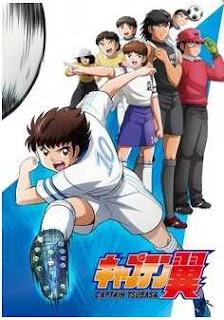 Captain Tsubasa 2018 Episode 35 Subtitle Indonesia